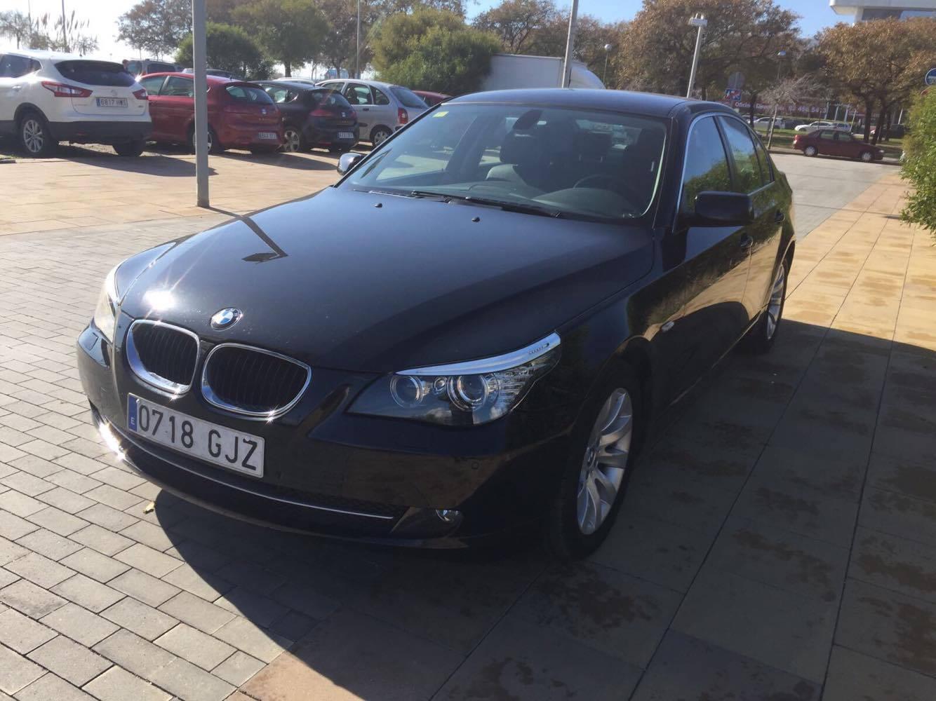 BMW 520 Sèrie 5 E60 Diesel Automàtic